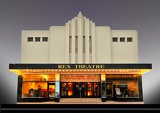 The Rex, Charlton logo