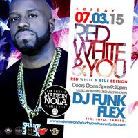 Friday July 3, 2015: RED, WHITE & YOU During Essence...