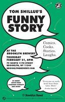 Tom Shillue's Funny Story (April 18th 2013)