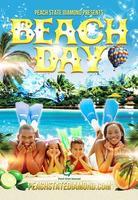 BEACH DAY #2!