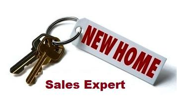 """New Home Sales Expert"" Certified Certificate!"