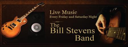 6/20  | The Bill Stevens Band