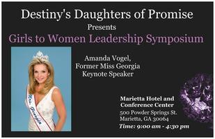 Girls to Women Leadership Symposium