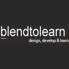Mohammad Hassam - blendtolearn logo