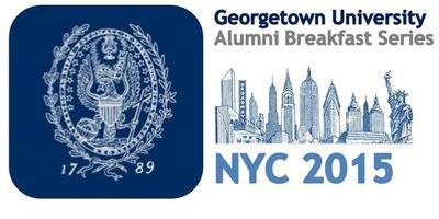 Georgetown NYC Breakfast Series: Economic Outlook 2016