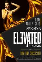ELEVATED FRIDAYS AT ARKADIA FONTAINEBLEAU MIAMI BEACH