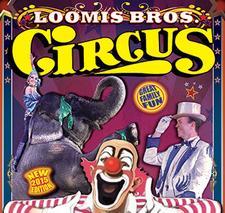 Loomis Bros Circus logo