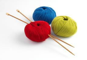 Crafternoons: Learn to Knit
