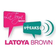 LaToya Brown with Soul Water Ministries, Inc. logo