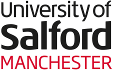 Postgraduate Events at University of Salford logo