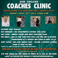 New England Coaches Clinic