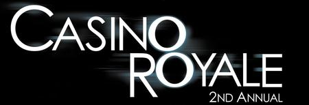 2nd Annual Casino Royale Charity Casino