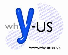 whY-us? and Smart-Test logo