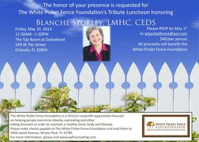 White Picket Fence Foundation's Tribute Luncheon...