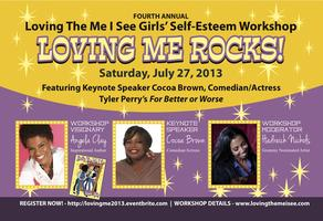 Loving The Me I See: Cocoa Brown, Keynote Speaker