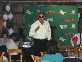 Mean Green Coaches Caravan - Fort Worth