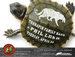 RAN Benefit with Phil Lesh, the Terrapin Family Band,...