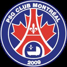PSG Club Montréal  logo