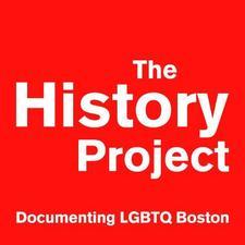 The History Project: Documenting LGBTQ Boston logo