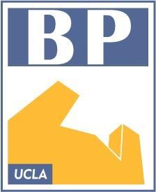 UCLA Bruin Professionals logo