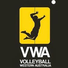 Volleyball WA logo
