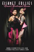 Burlesque Charm School & Chorus Girl Choreography - July