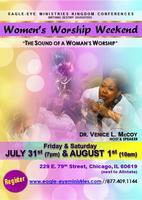 WOMEN'S WORSHIP WEEKEND