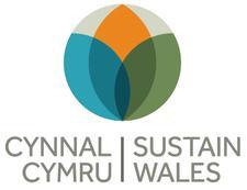 Cynnal Cymru - Sustain Wales logo