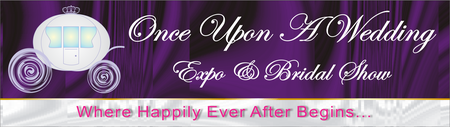 Once Upon A Wedding Expo - 2015 - Exhibitor