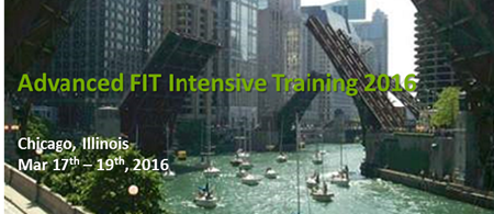 Advanced FIT Intensive Training 2016