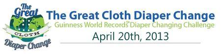 Great Cloth Diaper Change: Massillon, OH