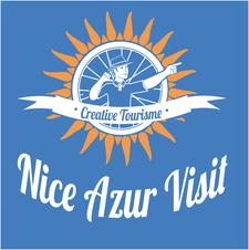 Nice Azur Visit - Creative Tourism logo