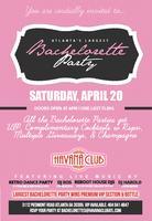 Havana Saturdays: Atlanta's Largest Bachelorette Party