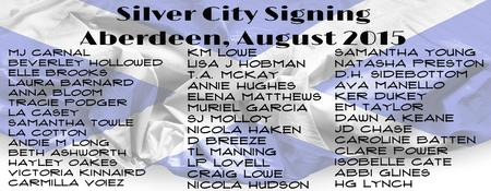 Silver City Signing 2015