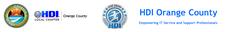 HDI Orange County logo