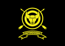 County of Oxfordshire Archery Society logo