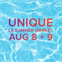 The 7th Annual UNIQUE LA Summer Market