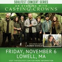 Casting Crowns - Lowell, Massachusetts - Nov. 6