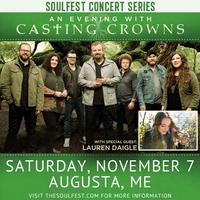Casting Crowns - Augusta, Maine - November 7
