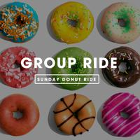 Sunday Donut Ride