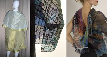 Exploring Pleating - A Kwantlen Fashion Master Class