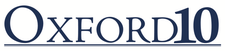 Oxford10 logo