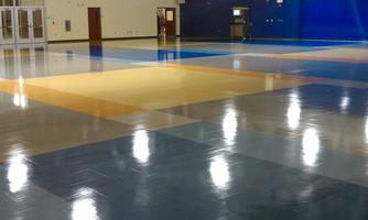 Hands on Hard Floor Care (VCT) Training @ Orlando ACE...