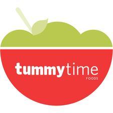 Tummy Time Foods logo