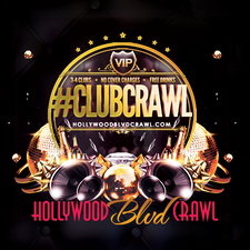 Hollywood Blvd Crawl logo