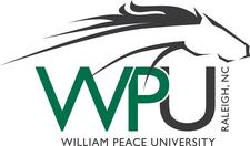 William Peace University logo