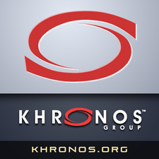 The Khronos Group logo