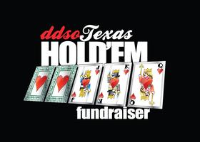 DDSO's 10th Annual Texas Hold'em Charity Poker...