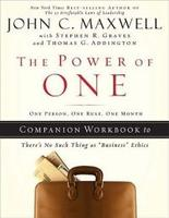 John Maxwell Seminar/C12 Group - The Power of One On...