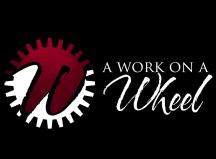 A Work on a Wheel by Ananias Montague logo